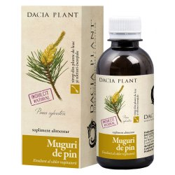 Sirop Muguri de Pin, 200 ml, Dacia Plant