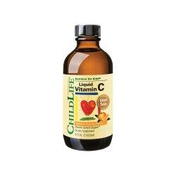 Vitamina C pentru copii Childlife Essentials, 118.50 ml, Secom