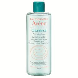 Apa micelara pentru ten gras cu tendinta acneica Cleanance, 400 ml, Avene