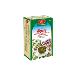 Ceai Hapciu elimina disconfortul respirator R31, 50 g, Fares