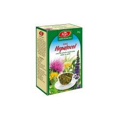 Ceai Hepatocol, D44, 50 g, Fares