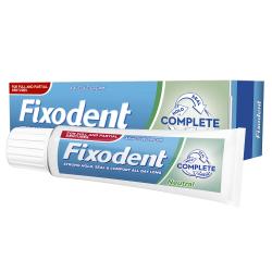 Crema adeziva pentru proteza dentara Fixodent Neutral