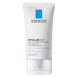 Crema sebo-reglatoare hidratanta si matifianta Effaclar Mat, 40 ml, La Roche-Posay