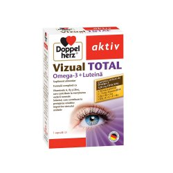 Doppelherz Vizual Total, 30 capsule, Queisser Pharma