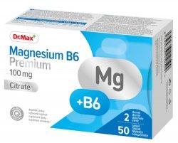 Dr.Max Magnesium B6 Premium 50cpr