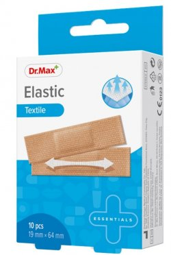 Dr.Max Plasture elastic 19X64mm 10buc