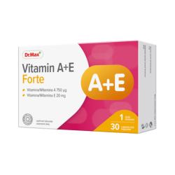 Dr.Max Vitamina A+E Forte 30cps moi