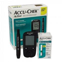 Glucometru Accu-Chek Active, Roche