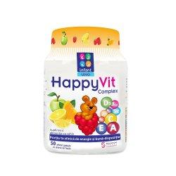 Happyvit Complex Infant Uno, 50 jeleuri, Solacium image