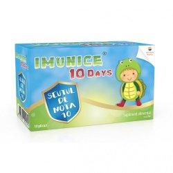 Imunice 10 days, 10 plicuri, Sun Wave Pharma