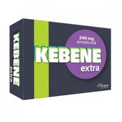 Kebene Extra Simeticonă 240 mg, 30 capsule, Terapia