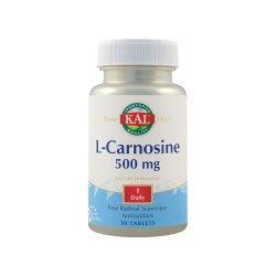 L-Carnosina 500mg Kal, 30 tablete, Secom