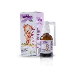 Laridep spray oral, 30 ml, Dr. Phyto