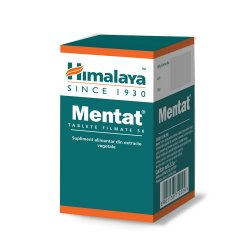 Mentat, 50 tablete, Himalaya