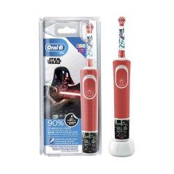 Periuță electrică pentru copii Braun Vitality D100 Star Wars, Oral-B