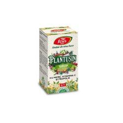 Plantusin sirop cu miere și Vitamina C + propolis, R9, 100 ml,..