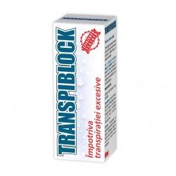 Roll-on împotriva transpirației excesive Transpiblock, 50 ml, Adex-Cosmetics