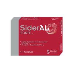 Sideral Forte, 30 capsule, Solacium Pharma