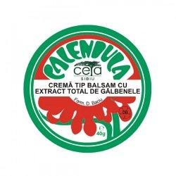 Unguent cu extract total de galbenele, 40 g, Ceta Sibiu