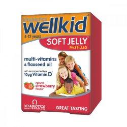 Wellkid Soft Jelly, 30 jeleuri, Vitabiotics