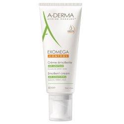 Crema emolienta Exomega Control, 200 ml, A-Derma