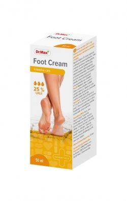 Dr.Max Crema pentru picioare 25% uree 50ml