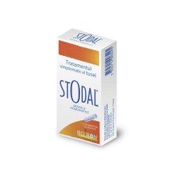Stodal granule homeopatice, 2 tuburi x 4g granule, Boiron