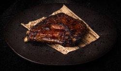 Baby back pork ribs  image