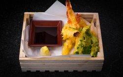 Ebi tempura image