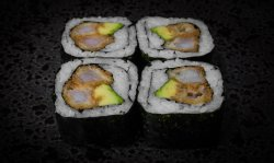 Ebi tempura maki  image