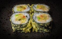Yasai tempura roll   image