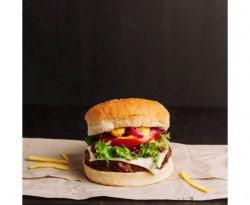 Meniu gorgonzola burger
