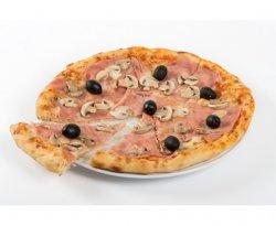 Pizza Prosciutto funghi Party