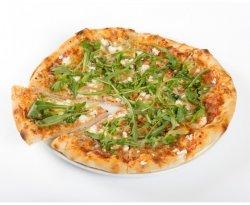 Pizza Quattro formaggi & rucola 30 cm