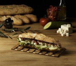Sandwich Méditeranéenne image