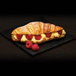 Croissant Framboise Vanille