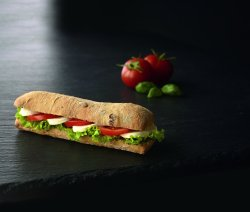 Sandwich Tomates Mozzarella image