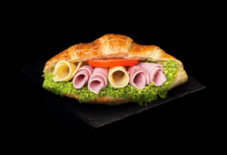 Croissant Jambon Fromage image