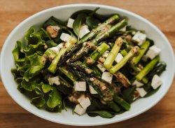 Aparagus salad image