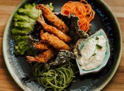 Katsu shrimps image