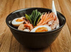 Ramen spicy seafood image