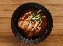 Supă picantă de pui / Spicy chicken soup image