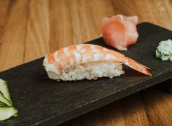 Nigiri de crevete / Nigiri shrimp image