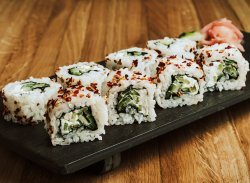 Spicy Cheese Roll image