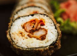Spicy Gojira Roll image