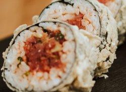 Spicy Tuna Tempura Roll image
