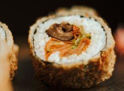 Veggie Gojira Roll image