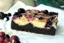 Forest cake image