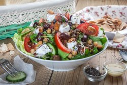 Nr. 11 High Protein Salad image