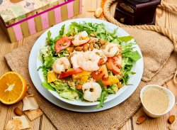 Nr. 22 Shrimps & Avocado Salad image